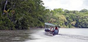 Amazon Napo River launch 6