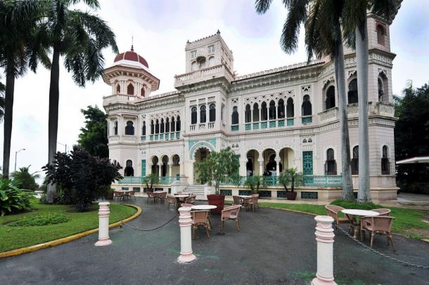 Cienfuegos - Palacio de Valle - Cuba