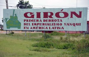 Giron - first defeat of the Yankee imperialists in Latin America 2 - Cuba