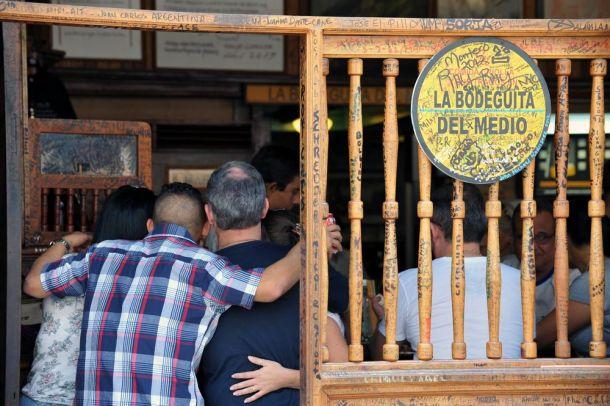 Havana - La Bodeguita del Medio exterior - Cuba