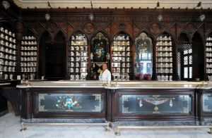 Havana - pharmacy museum 2 - Cuba