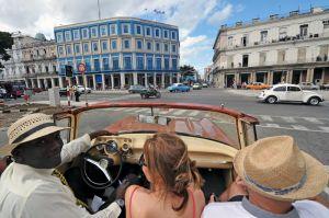 Havana - taxi tour - Cuba