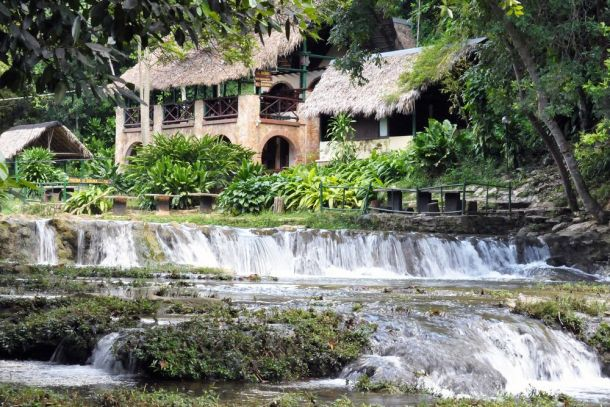 Las Terrazas - natural sulphur pools 2 - Cuba