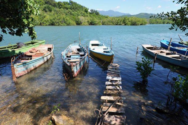 Trinidad - La Boca - Ancon Peninsula 2 -   Cuba