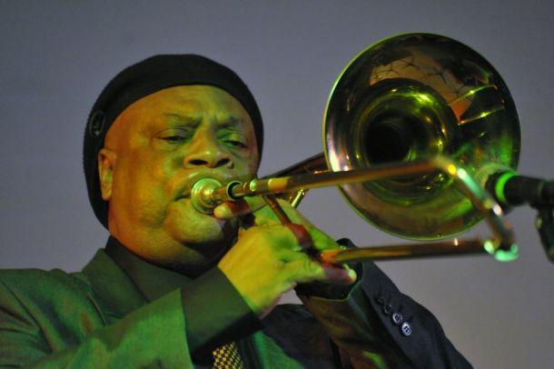 Varadero - Buena Vista Social Club Trombonist - Cuba