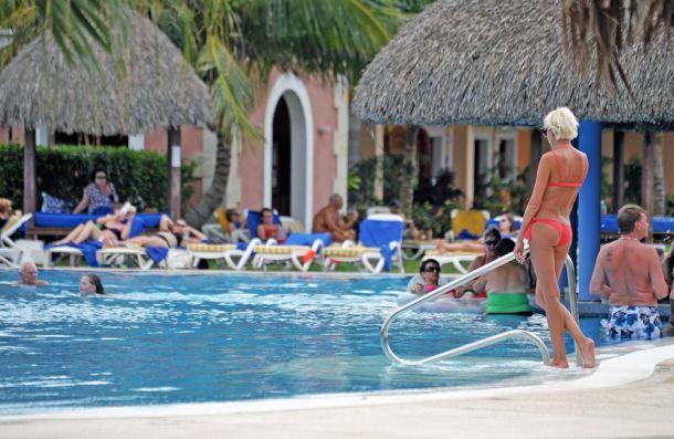 Varadero - Iberostar poolside - Cuba