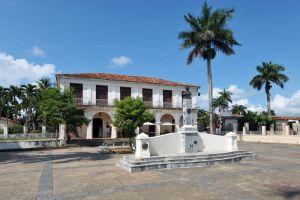 Vinales - Jose Martin Square - Cuba