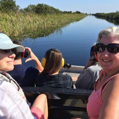 Miami day out – Art Deco & Airboat
