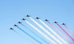 Arrows arrive formation 2