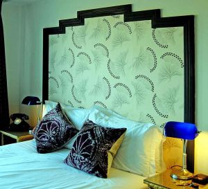 Burgh Island bedroom