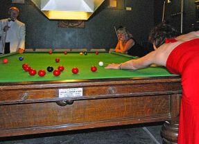 Burgh Island billiards