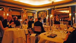 Burgh Island dining