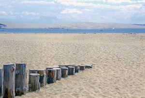 Dune de Pilat from Arcachon beach