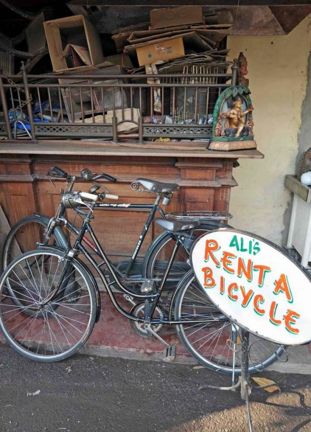 Rent a bike Kochi