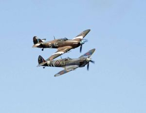 Spitfire and Hurricane pair 3