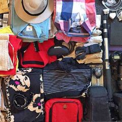 Top Tips – packing to travel anywhere!