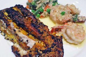 Trishna dish