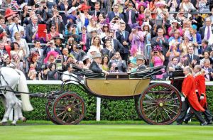 Ascot Queen carriage 59