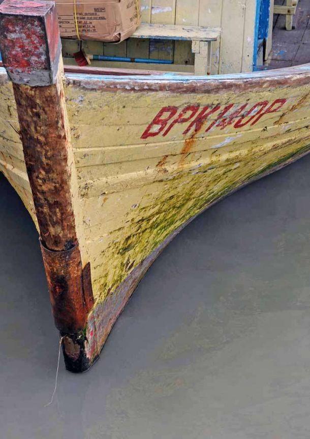 TLC Boat bow