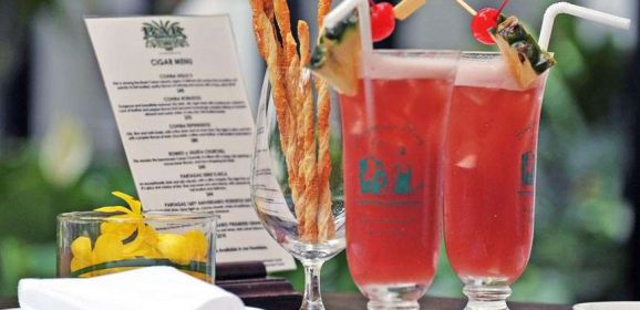 Singapore Sling – it must be Raffles!