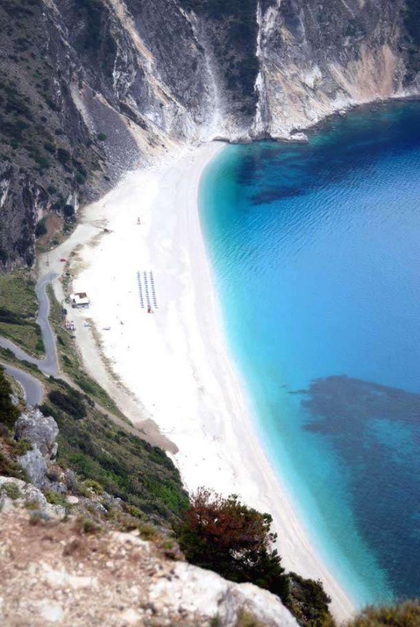 TLC Myrtos beach