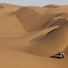 Next stop – Namibia
