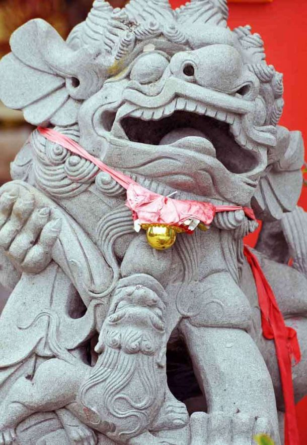 TLC Temple guardian
