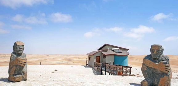 Top ten unusual places to stay in Namibia