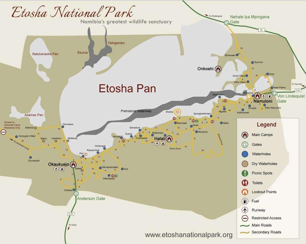 TLC Etosha
