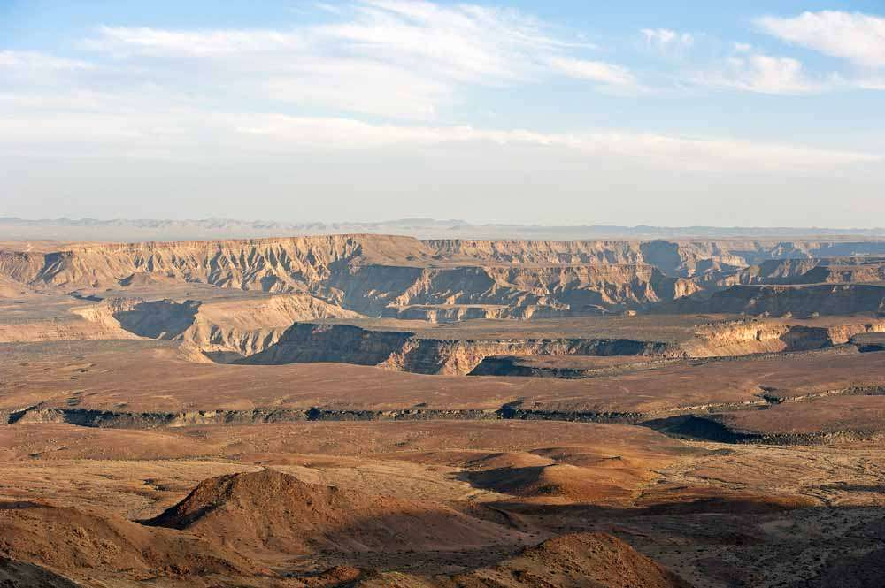 TLC Fish River Canyon 2