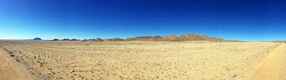 TLC Namib desert
