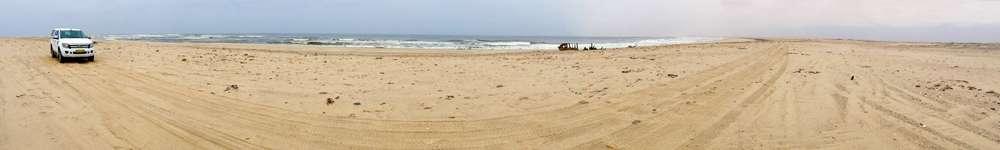 TLC Skeleton coast