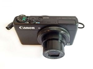 Canon front open