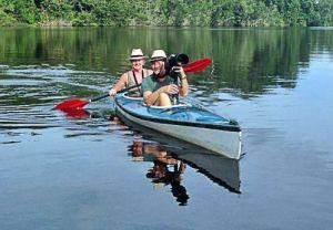 G&C canoe
