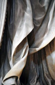 Rome - St Peters sculpture detail