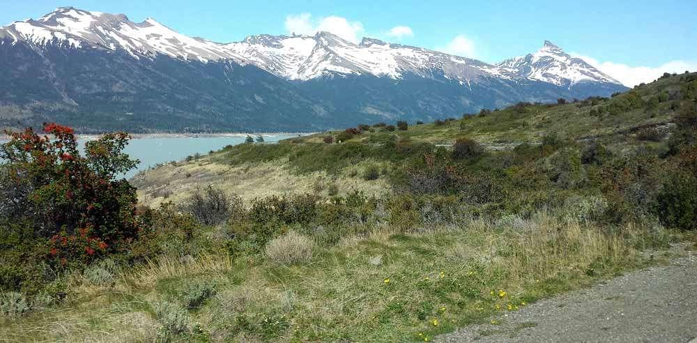 TLC Parque Nacional los Glaciares