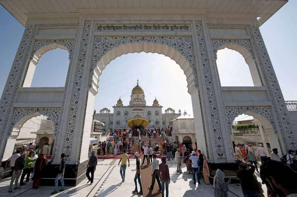 TLC Bangla Sahib Sikh Temple 1