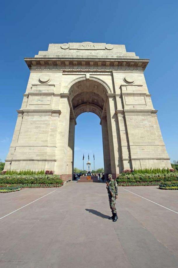 TLC India Gate Delhi 1