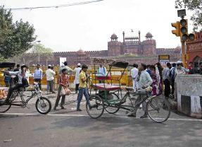 TLC Red Fort Delhi 1