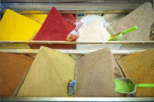 TLC Souk 48 foods