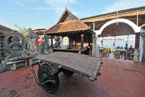 India, Kerala, Cochin, Jewtown 8, Fort Kochi