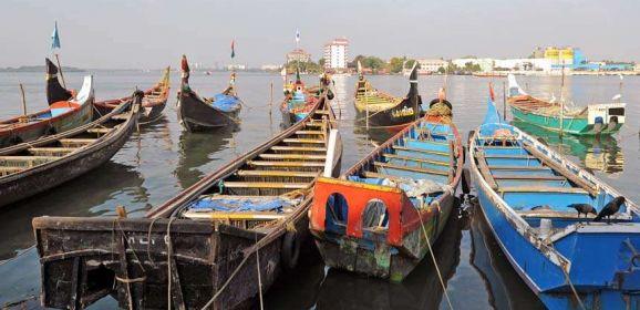 Moochin' in Cochin