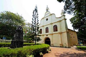 TLC Cochin - Vasco da Gama church