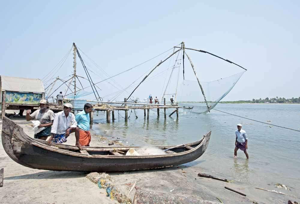 TLC Cochin - fishing 2