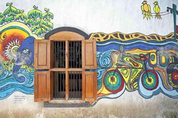 TLC Cochin wall art