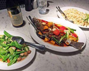 Twin seafood 8