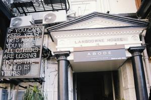 Abode exterior