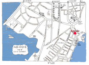 Abode map