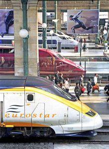 TLC Eurostar