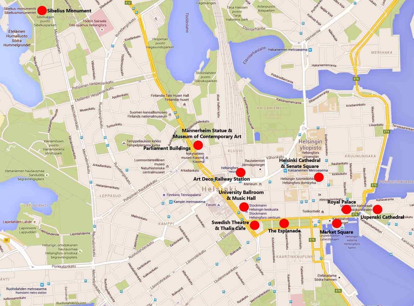 Thinking Helsinki The Luxury Couple